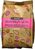 Marca Amazon - Happy Belly Mezcla de frutas y frutos secos con arándanos rojos, 7 x 200gr