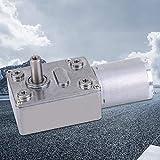 Motor DC24V de bajo ruido, motor helicoidal, mano de obra fina para campana extractora(24V, 10RPM)