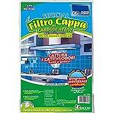 filtro de carbono activo de la campana de los filtros de carbón para la olla de campanas, usted puede cortar, FILTRAR, en la CAMPANA extractora de CARBÓN ACTIVO 40x60cm, 398 Parodi