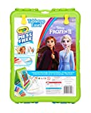 Crayola Color Wonder Travel Easel Toy Story 4 Pages with Bonus Pages, Markers and Color Wonder Paint Coloring Travel Books and Easel 61 Piece MEGA Set