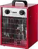 HJM CT005 CALEFACTOR INDUSTRIAL, 3300 W, Rojo