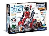 Clementoni Evolution Robot Juego Para Niños, multicolor (55191)