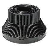 ?WESSPER® Campana extractora filtro para Teka GFH 55 (redonda, carbón)