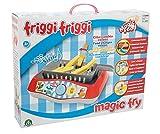 Friggi Friggi- Rapunzel Friggi Freidora mágica Luces y Sonido, 46 x 36 x 12 cm (Giochi Preziosi MA000001)