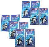 com-four Paquete económico de descalcificación rápida Orofix de 150 g para cafeteras y hervidor (10x15g)