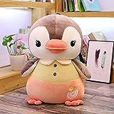 N / A Bonito pingüino de Peluche, muñeco de Peluche, Creativo, Animal Marino, muñeca de Juguete, Almohada de pingüino para Dormir, Regalo de cumpleaños, 45 cm