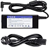 FSKE® 65W 19.5V 3.34A LA65NS2-01 450-AECL 450-AECO MGJN9 43NY4 Cargador de Laptop para DELL Inspiron 15 5000 3000 5559 5568 AC Adaptador, Notebook EUR Power Supply, 4.5 * 3.0mm