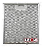 Filtro de aluminio para campanas 267 x 305 x 9 mm - Adaptabilidad: 'Elica'