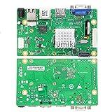 Modulo electronico H.265 / H.264 NVR Red Vidoe Recorder DVR Tablero Inteligente Analizador IP cámara con línea SATA ONVIF CMS XMEYE 16CH * 5.0MP