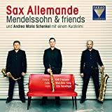 Lieder ohne Worte (Songs without Words), Op. 30: Lieder ohne Worte [Songs without Words], Op. 67 [excerpts] [arr. M. Oganesjan for horn and saxophone trio]