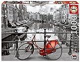 Educa- Ámsterdam Puzle, 1 000 Piezas, Multicolor (14846)