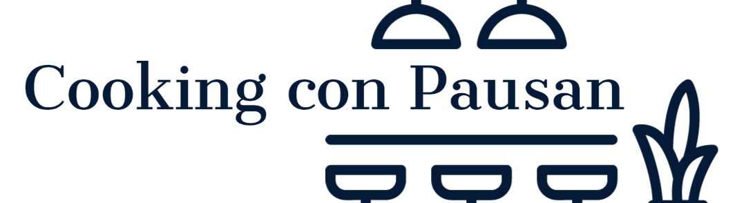 Cooking con Pausan